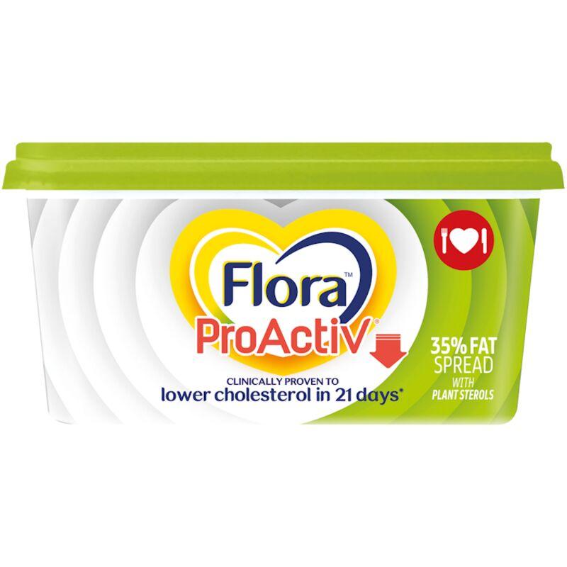 FLORA MARGARINE PRO ACTIVE 35% FAT SPREAD – 500G
