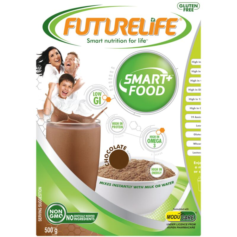 FUTURE LIFE SMART FOOD CHOCOLATE – 500G