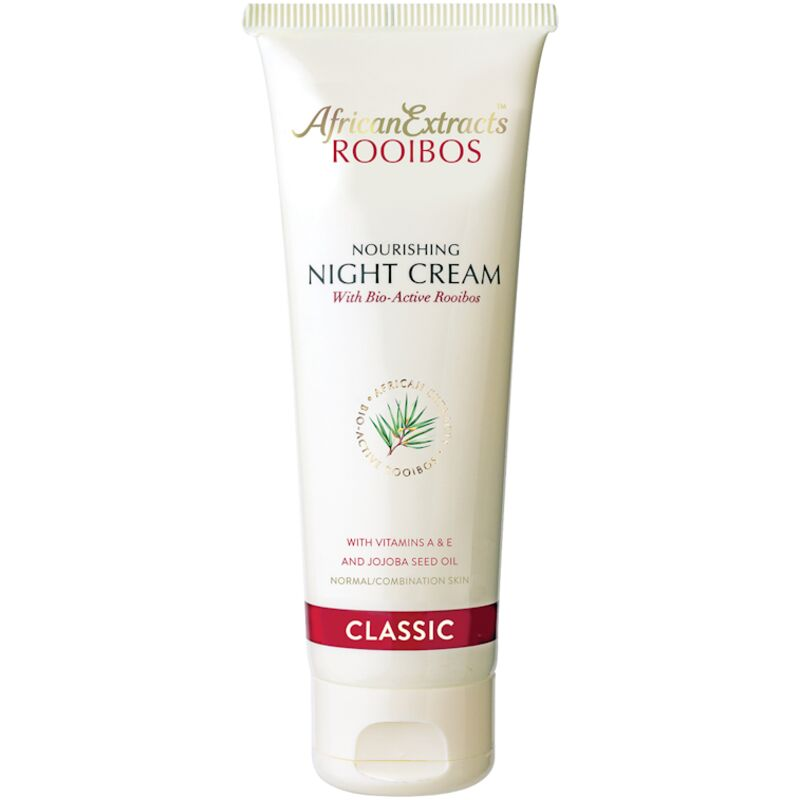 AFRICAN EXTRACTS ROOIBOS NIGHT CREAM – 75ML