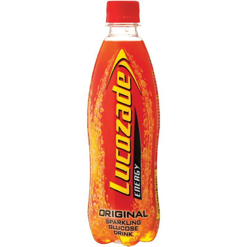 LUCOZADE ENERGY DRINK ORIGINAL – 500ML