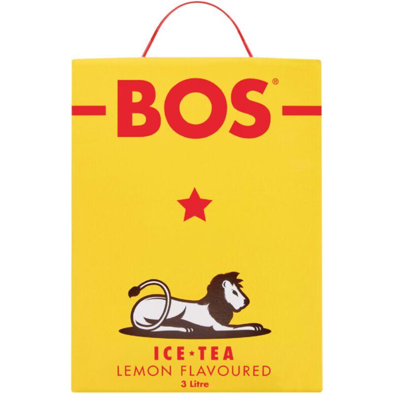 BOS ICE TEA LEMON – 3L