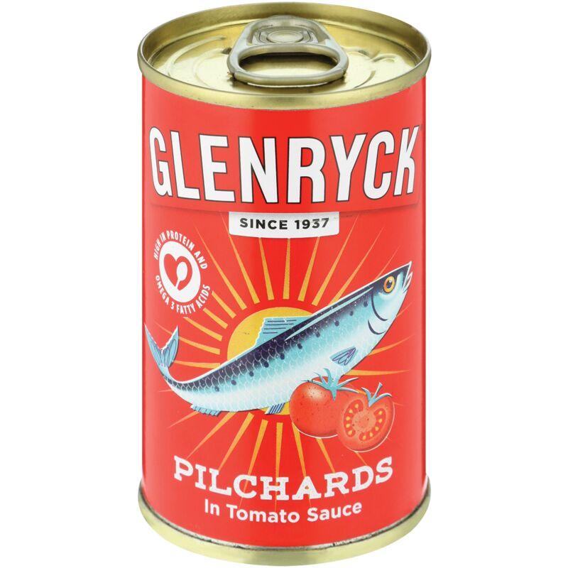 GLENRYCK PILCHARDS IN TOMATO SAUCE – 155G