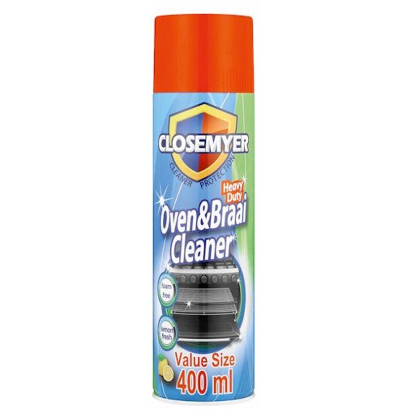 CLOSEMYER OVEN BRAAI CLEANER FRAGRANT FREE – 400ML