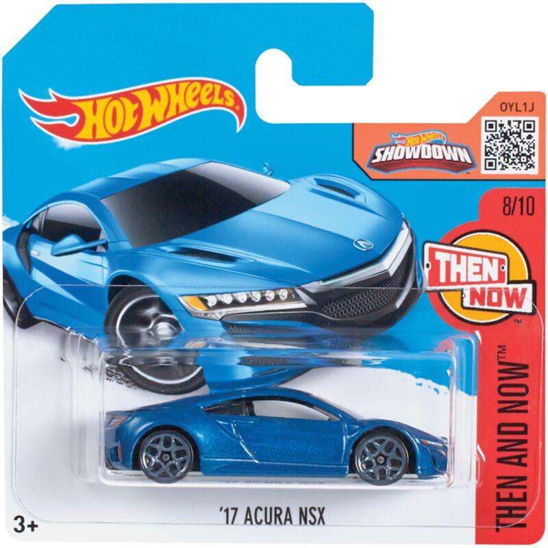 HOT WHEELS BASIC CARS – 1S