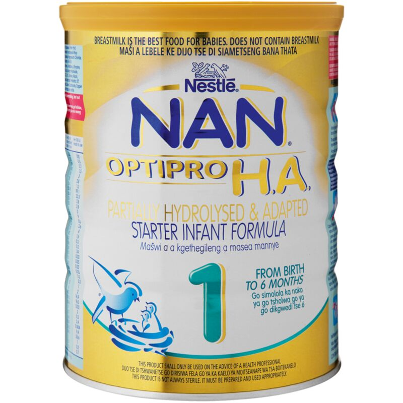 NAN INFANT FORMULA HA 1 – 800G