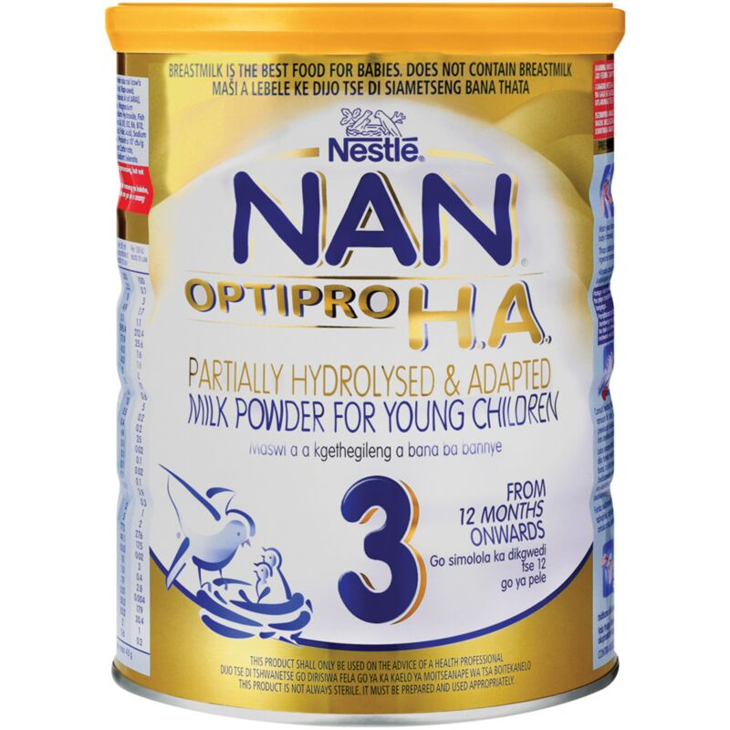 NAN INFANT FORMULA HA 3 – 800G