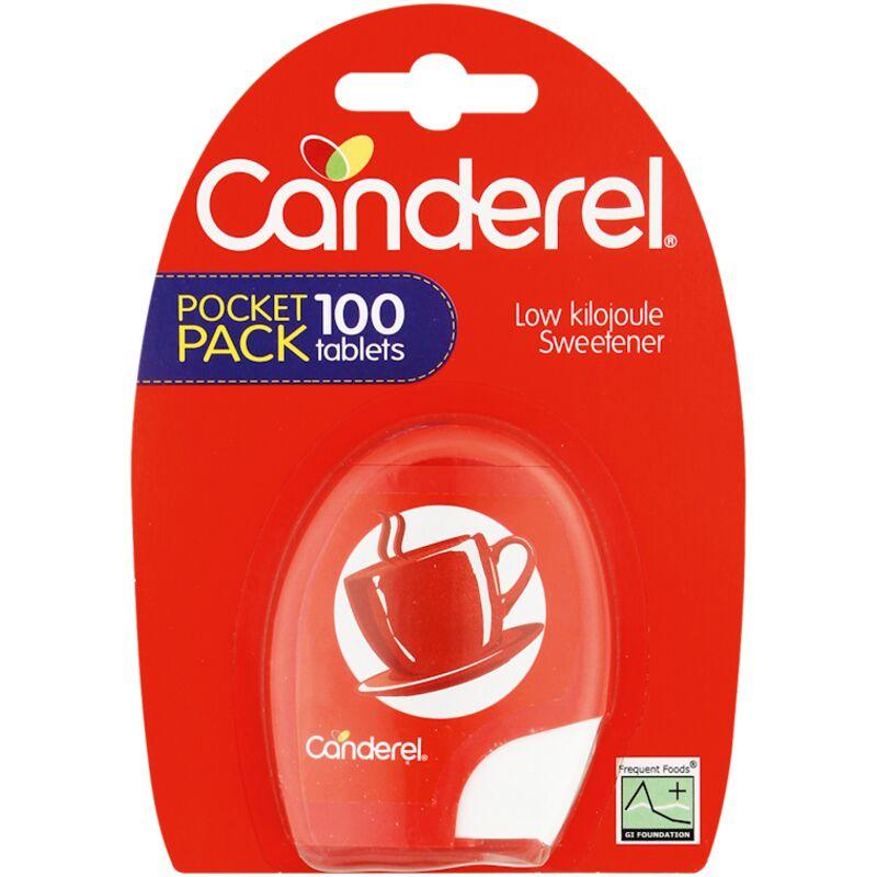 CANDEREL SWEETENER TABLETS – 100S