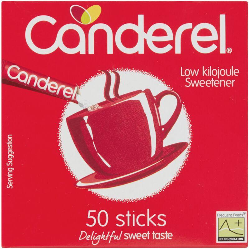 CANDEREL SWEETENER STICKS – 50S
