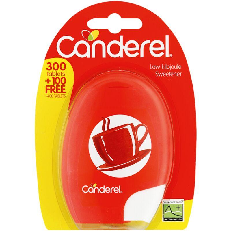 CANDEREL SWEETENER TABLETS – 400S
