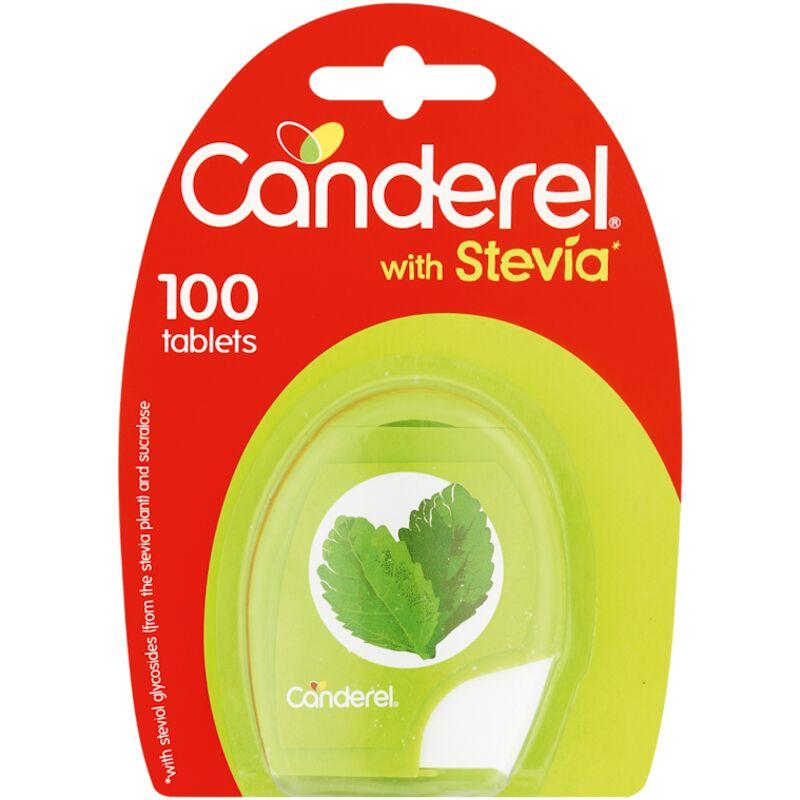 CANDEREL STEVIA LOW KILO – 100S