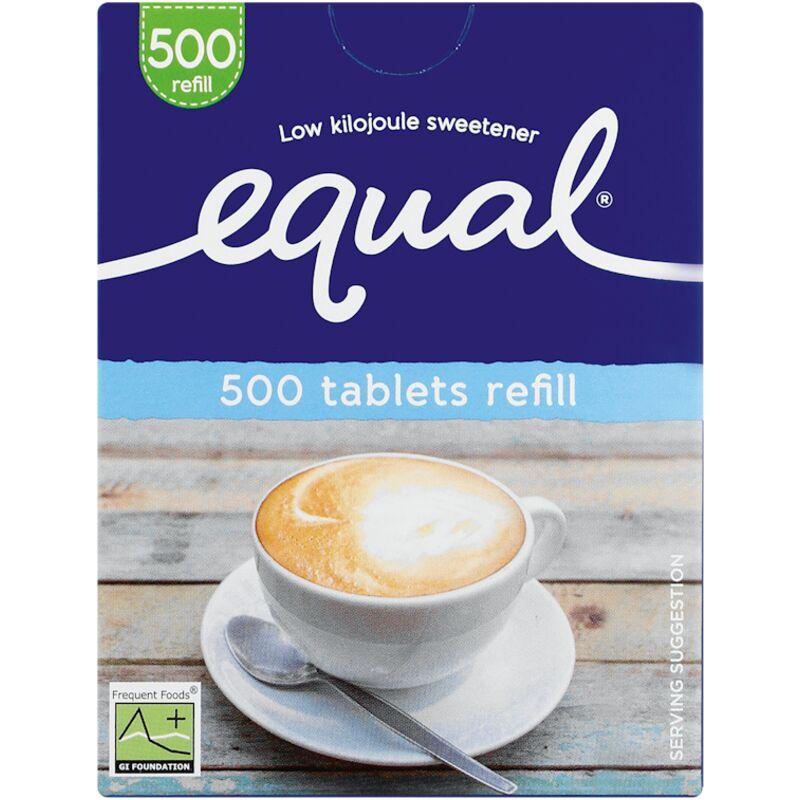 EQUAL SWEETENER TABLET LOW KILOJOU – 500S