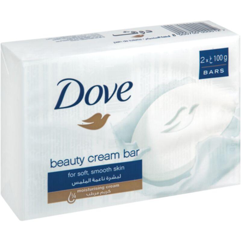DOVE SOAP REGULAR TWIN PACK – 100G