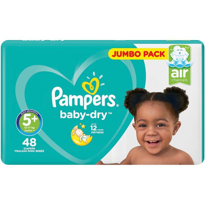 PAMPERS ACTIVE BABY JUNIOR 5+ JP – 48S