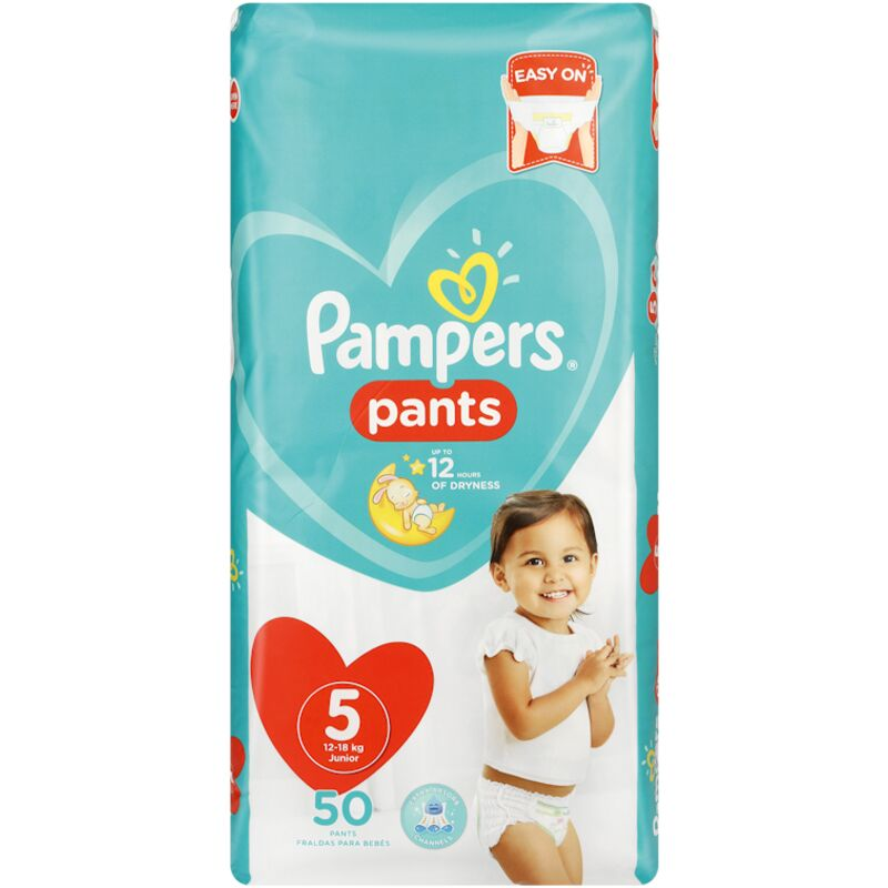 PAMPERS ACTIVE BABY PANTS SIZE 5 JP – 50S