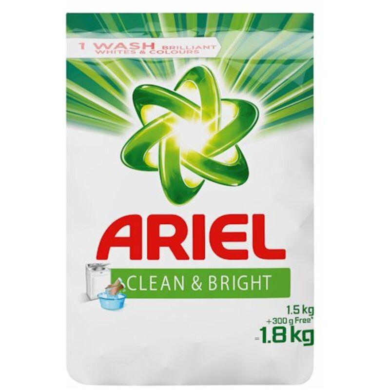 ARIEL HAND WASH POWDER – 1.8KG