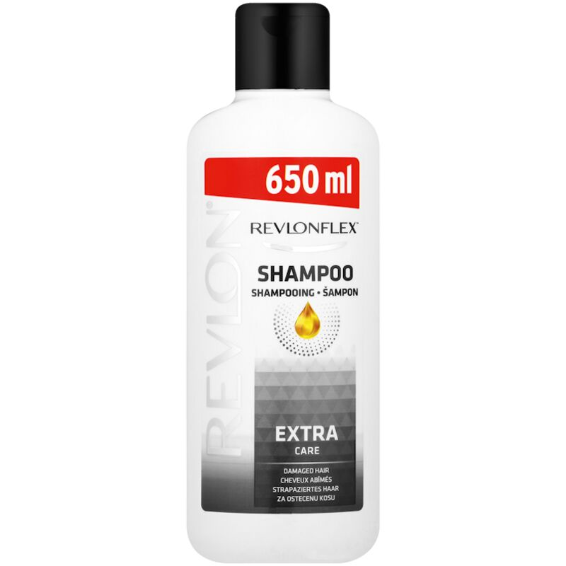 FLEX SHAMPOO EXTRA CARE DRY HAIR – 650ML