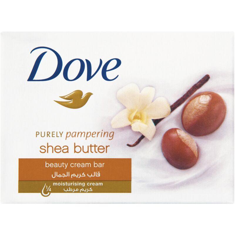 DOVE SOAP SHEA BUTTER – 100G