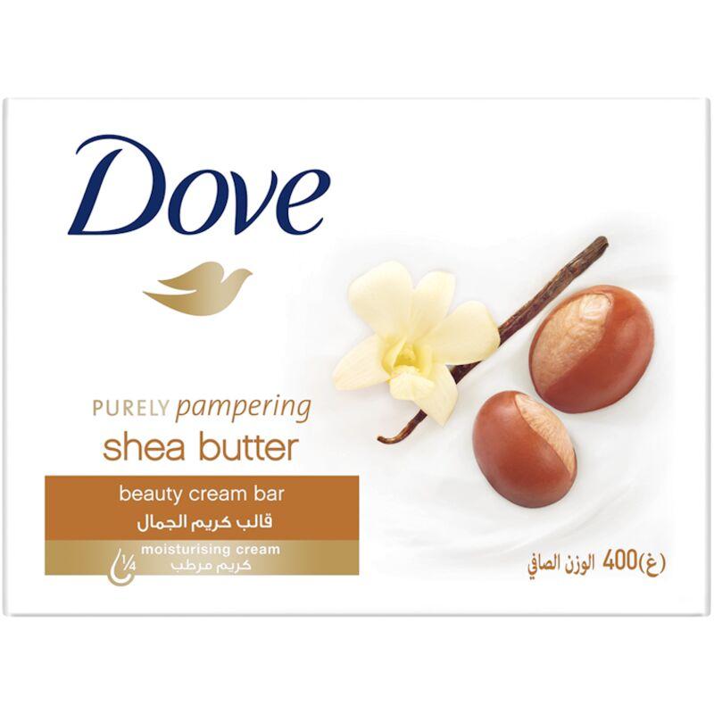 DOVE SOAP SHEA BUTTER 4S – 100G