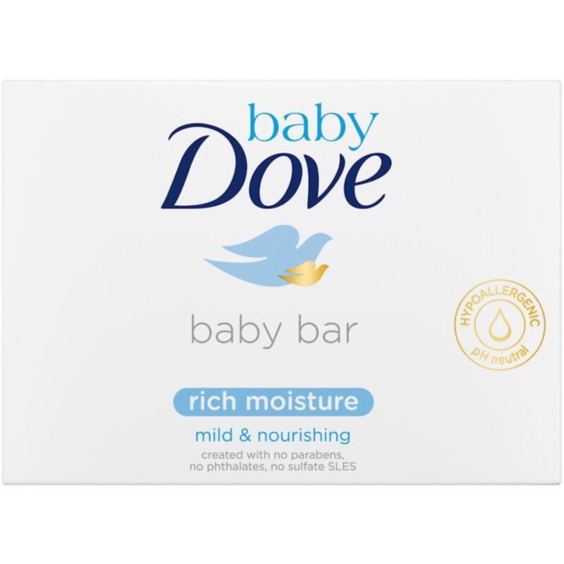 DOVE BABY TOILET SOAP RICH MOISTURE – 75G