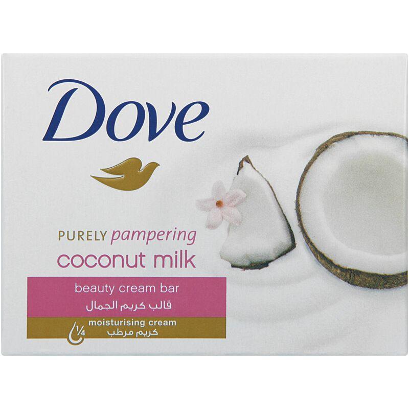 DOVE SOAP COCONUT MILK – 100G