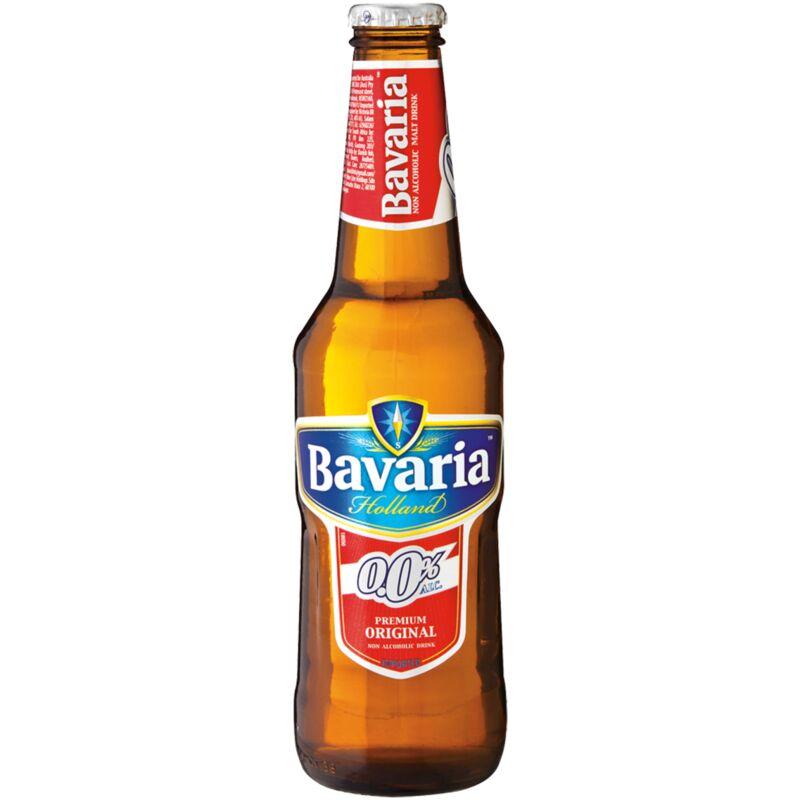 BAVARIA 0% MALT REGULAR – 330ML