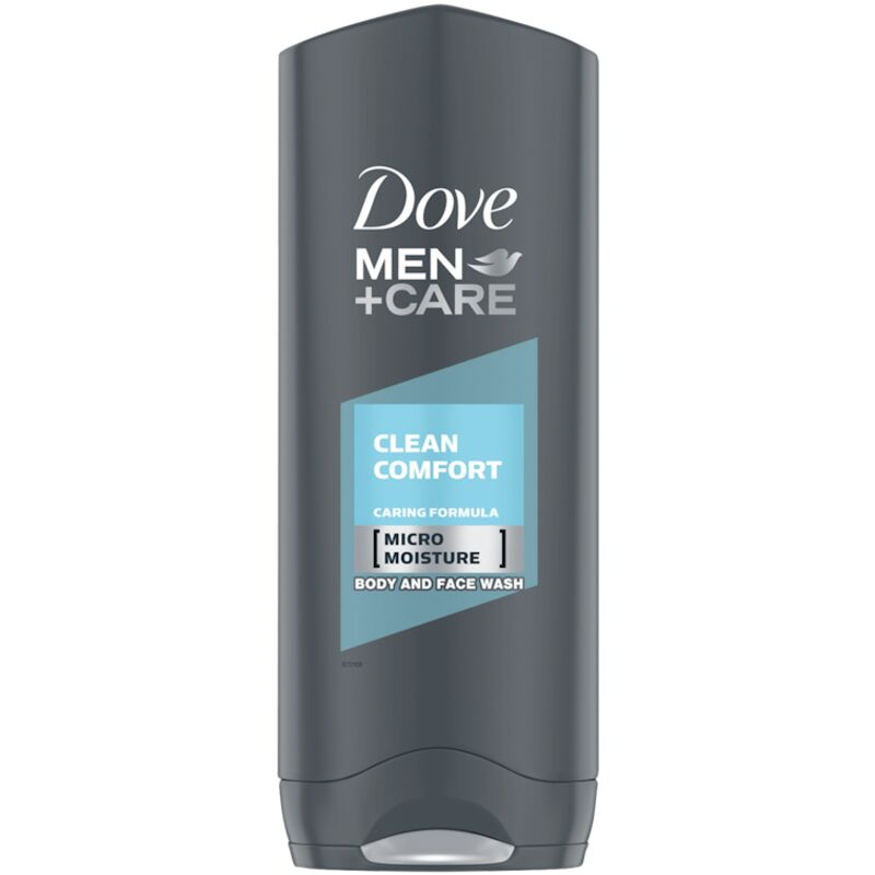 DOVE BODYWASH MEN CLEAN COMFORT – 250ML