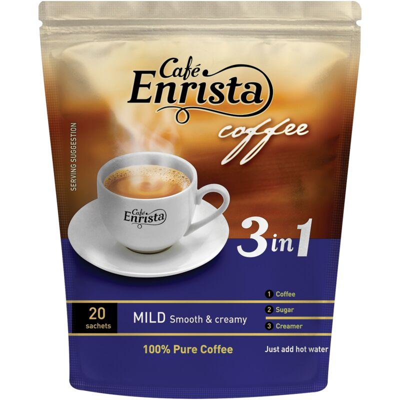 ENRISTA COFFEE 3IN1 MILD – 500G