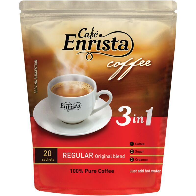 ENRISTA COFFEE 3IN1 REGULAR – 500G