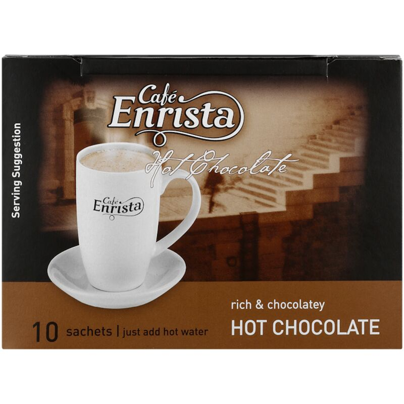 ENRISTA HOT CHOCOLATE – 10S