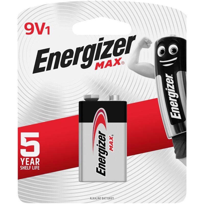 ENERGIZER MAX 9V 1 PACK – 1S