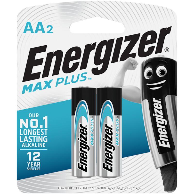 ENERGIZER MAXPLUS AA 2 PACK – 2S