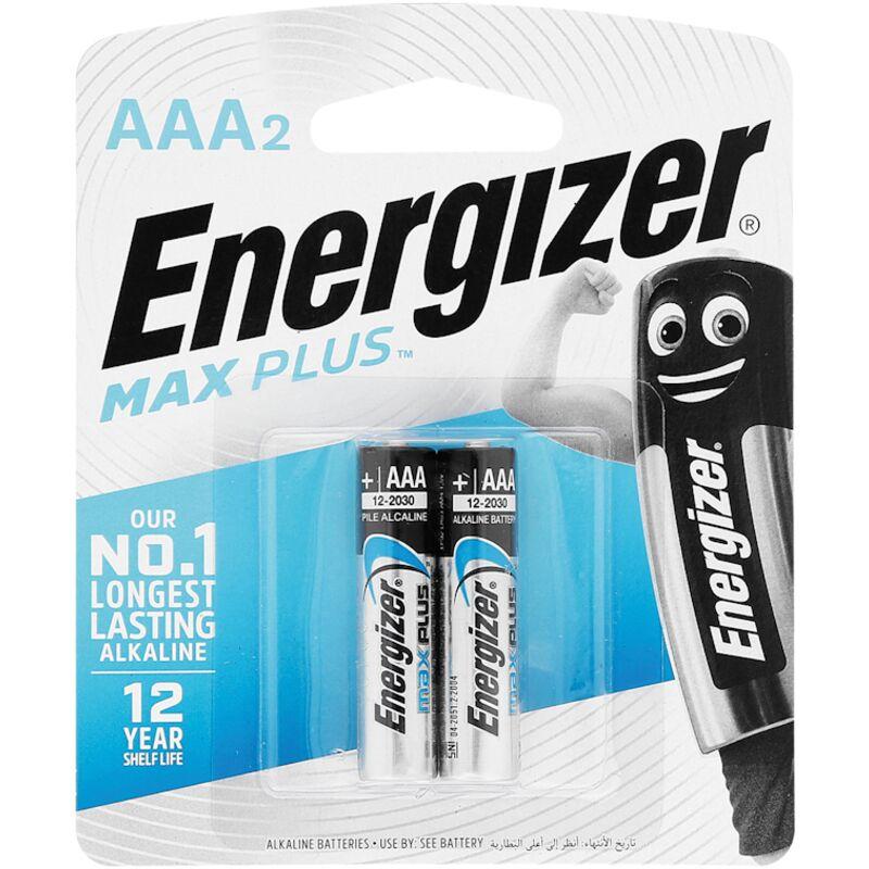 ENERGIZER MAXPLUS AAA 2 PACK – 2S