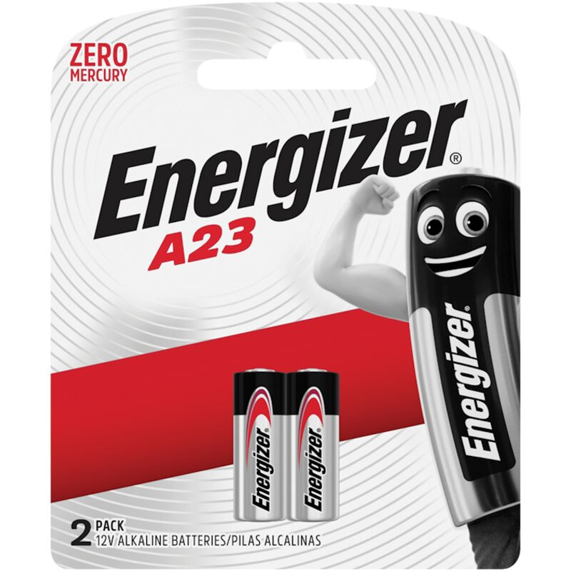 ENERGIZER MINIATURE ALKALINE A23 BP2 – 2S