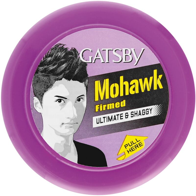 GATSBY HAIR WAX ULTIMATE & SHAGGY – 75G