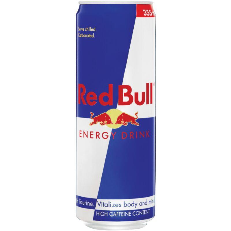 RED BULL ENERGY DRINK – 355ML