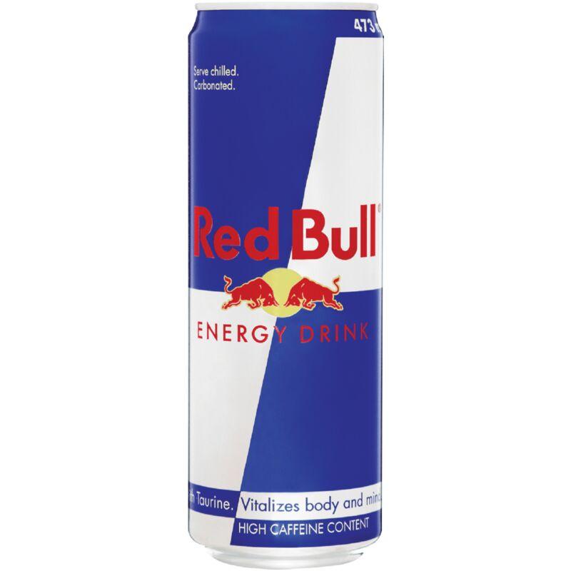 RED BULL ENERGY DRINK – 473ML