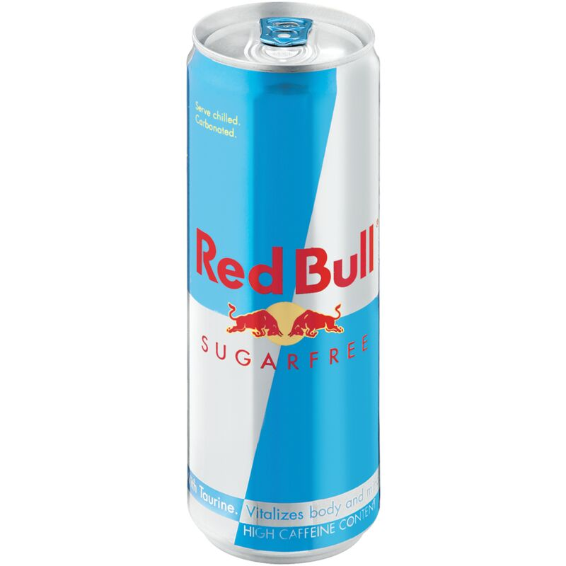 RED BULL ENERGY DRINK SUGAR FREE – 355ML