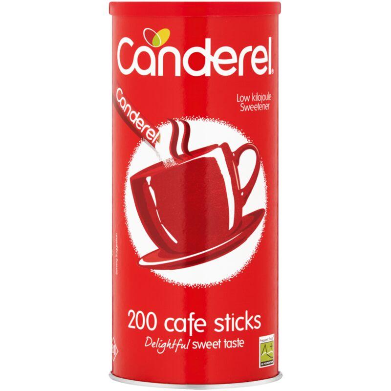 CANDEREL SWEETENER CAFE STICKS – 200S