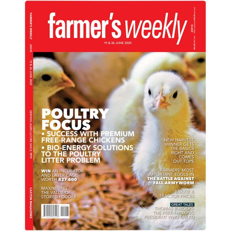 FARMERS WEEKLY MAGAZINE – 1S