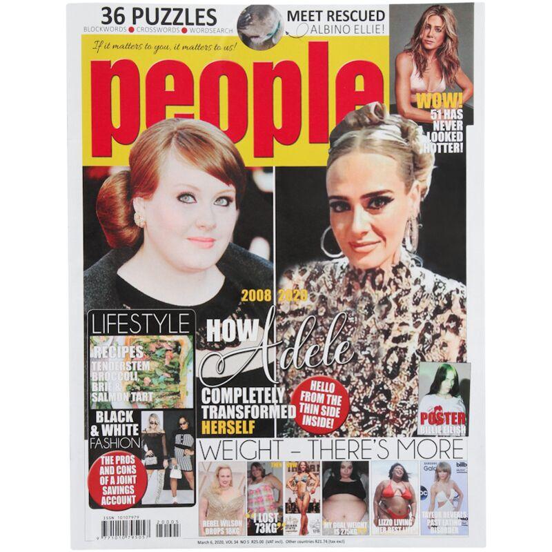 PEOPLE MAGAZINE – 3S