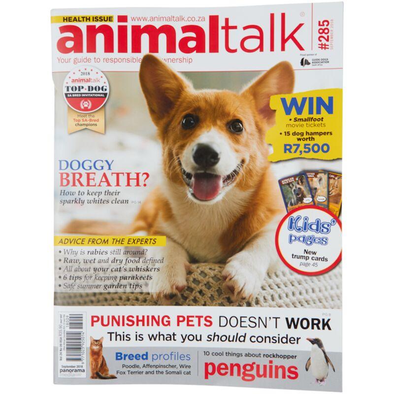 ANIMAL TALK MAGAZINE – 1S