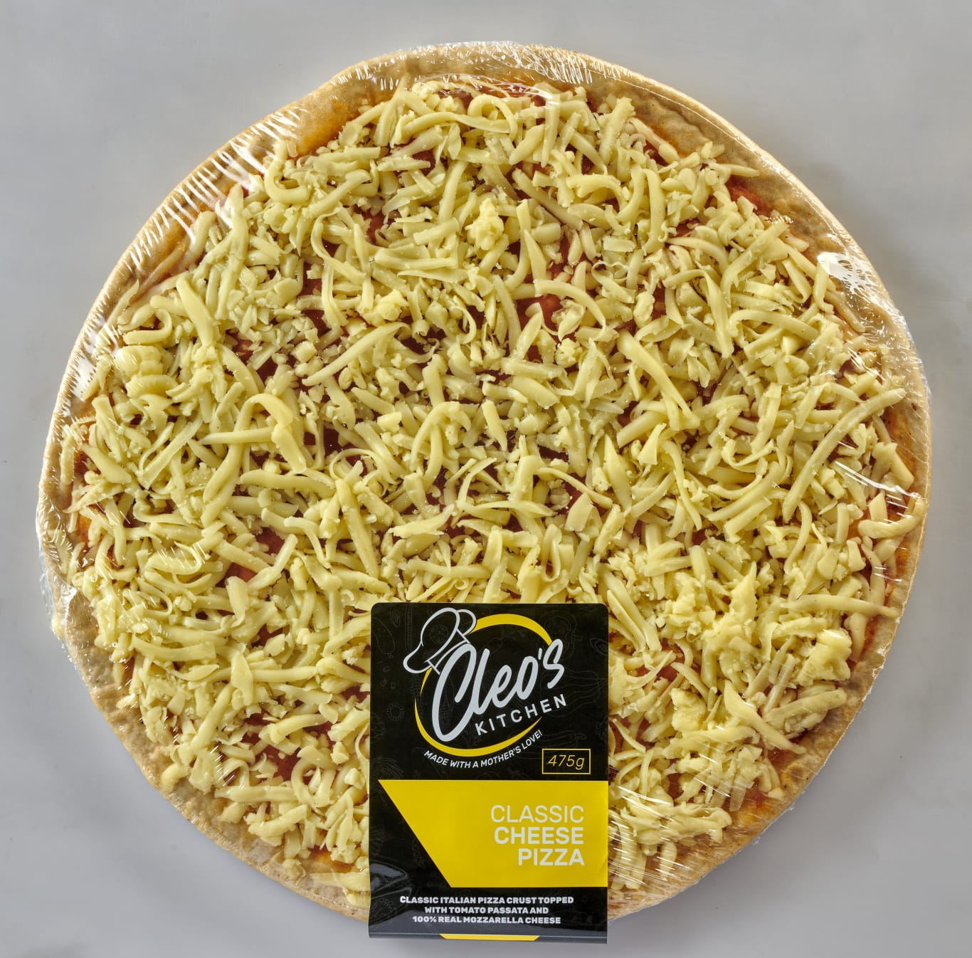 CLEO'S CLASSIC CHEESE – 475G
