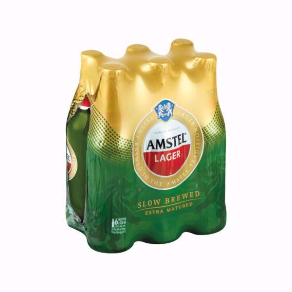 AMSTEL LAGER NRB – 330ML X 6